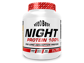 夜蛋白2磅(巧克力)(Vitobest)(虚拟)Night Protein 2lb (Chocolate) (维托贝斯特.VITOBEST)